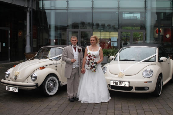 Wedding Car Hire Gower