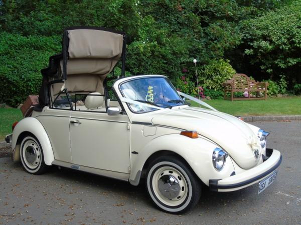 VW Wedding Car Hire by LoveBug