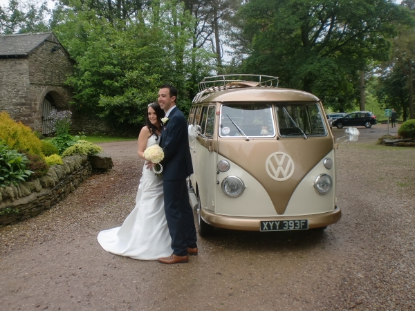 VW Wedding Car Hire by LoveBug