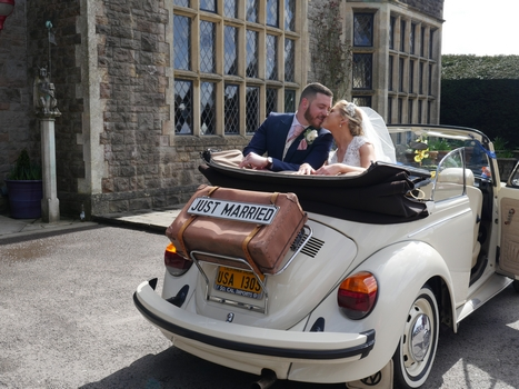 How To Choose Your Perfect Wedding Car