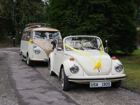 VW Wedding Cars In South Wales