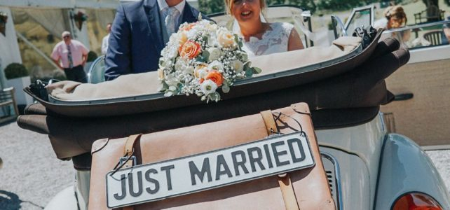 5 Reasons To Hire a Vintage VW For Your Wedding