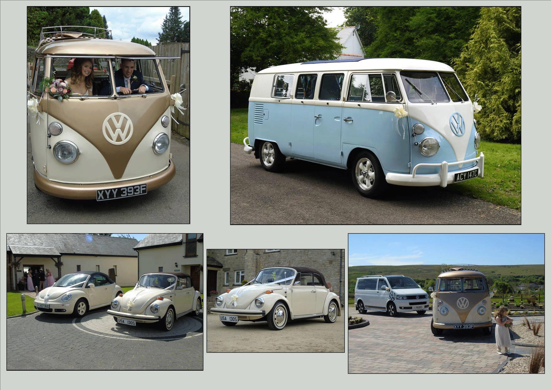 Reasons Hire VW Wedding Car